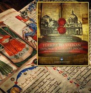 Vatikan'ın gizli arşivi bu kitapta! GALERİ