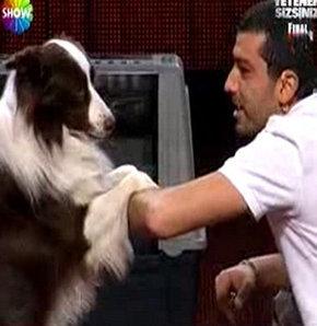 Aklıllı Köpek Max Yetenek Sizsiniz Türkiye'nin birincisi oldu