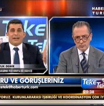 """TR325"" Fatih Altaylı'ya konuştu"