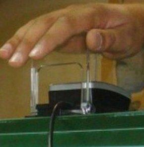 avuç içi tarama damar tanıma sistemi biyometrik sistem SGK