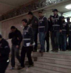 İhale yolsuzluğunda 16 tutuklama