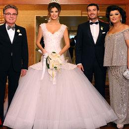 Muhteşem düğün daveti