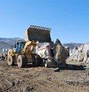 Ordu-Giresun Havaalanı dolgu çalışmaları hızlandı