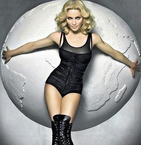 Madonna Rusya'yı karıştırdı