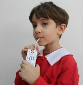 süt öğrencilere süt dağıtımı protein kalsiyum mikrobik hastalıklara karşı koruma