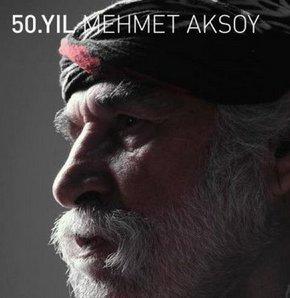 Mehmet Aksoy'un 50 yılı bu sergide GALERİ