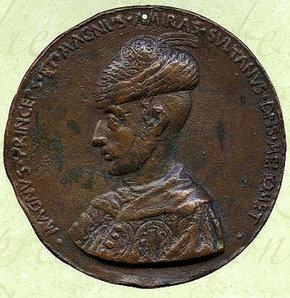 Fatih Sultan Mehmet´in madalyonuna servet isteniyor