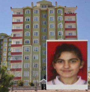 Liseli kız 6. kattan ölüme atladı