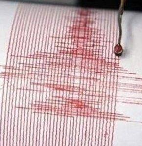 Gaziantep Kilis ve Van'da deprem