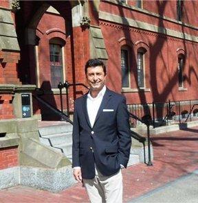 Harvard İleri Liderlik Girişimi, Nusret Cömert, dünyayı değiştirecek liderler
