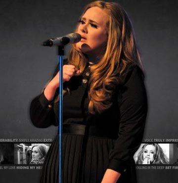 En zengin şarkıcı!