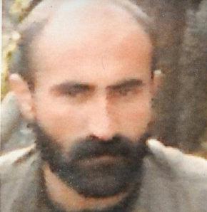 PKK'nın Karadeniz bölge sorumlusu