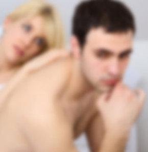 Aşırı seksten kaçan adam