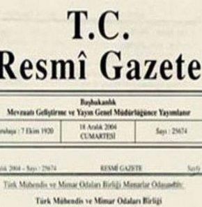 Cumhurbaşkanı Gül'ün Anayasa Mahkemesi kararı Resmi Gazete'de