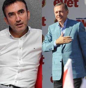 Kral TV Genel Yayın Yönetmeni Mehmet Akbay yani Gezegen Mehmet, Başbakan Erdoğan'ın en sevdiği şarkıyı açıkladı