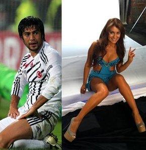 Hilal Cebeci, Beşiktaşlı futbolcu İbrahim Toroman'la mı birlikte?
