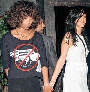 Rihanna, Melissa Forde'la lezbiyen ilişki mi yaşıyor?