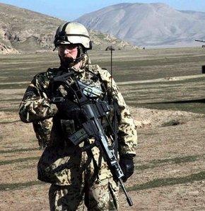 Afganistan'ın güneyinde meydana gelen paylamada 4 NATO askeri öldü