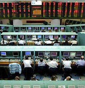 Borsa günlük bazda yüzde 0.13 oranında düştü