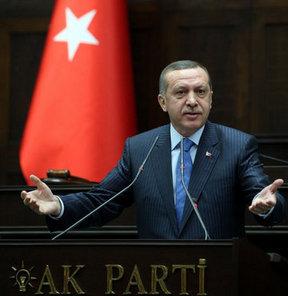 MUSİAD'ın 21'inci Genel Kurul Toplantısı'nda Başbakan Recep Tayyip Erdoğan konuşuyor