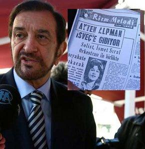 Ayten Alpman'ın Sezen Cumhur Önai ile yaptığı röportaj