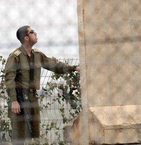 İsrail UNIFIL ile koordine halde Lübnan sınırına duvar örüyor