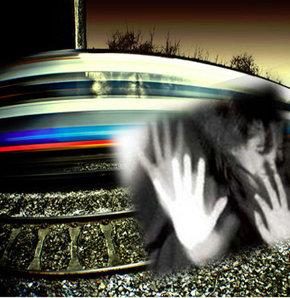 Milano treninde çifte tecavüz, Trende tecavüz