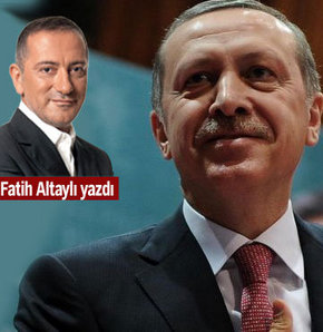 Fatih Altaylı Tayyip Erdoğan'ın geleceğini yazdı