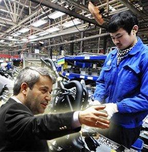 Türkiye 2023 yılında 4 milyon araç üretmeyi hedefliyor
