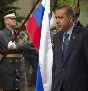 Tayyip Erdoğan Slovenya