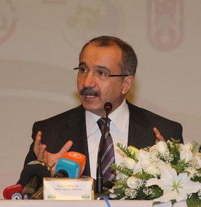 Milli Eğitim Bakanı Ömer Dinçer