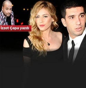 Arda Turan ve Sinem Kobal