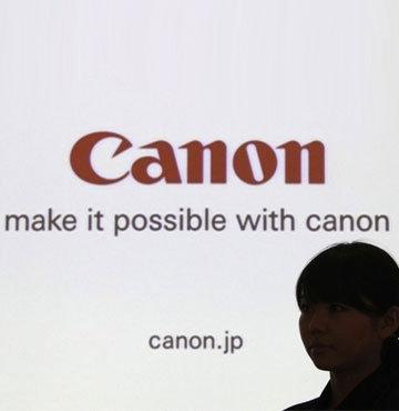 Canon'da işçilerin yerini robotlar alıyor