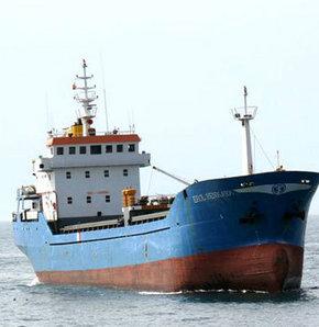 Türk kargo gemisi