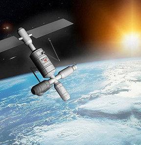 uydu uzay