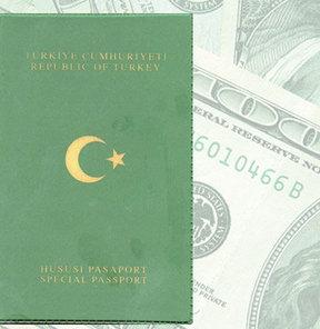 Yeşil pasaport için kriterler kesinleşti