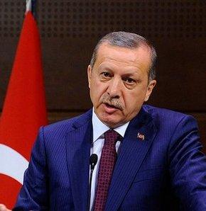 Başbakan Erdoğan'dan 2012 Uluslararası Parlamenterler Konferansı'nda Suriye mesajı