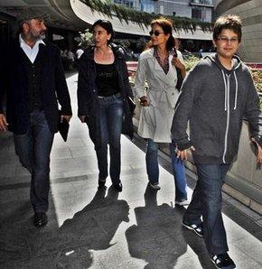 Arzum Onan- Mehmet Aslantuğ çiftinin oğlu Can çok büyüdü...