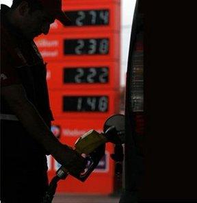 benzin motorin indirim