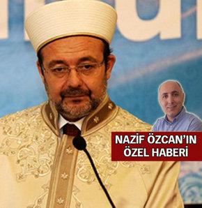 Diyanet İşler Başkanı Prof. Dr. Mehmet Görmez'in dün yaptığı 'kürtaj' açıklaması
