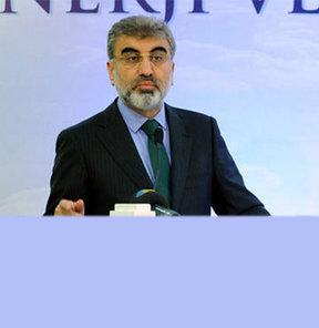 Enerji ve Tabii Kaynaklar Bakanı Taner Yıldız kaya gazı Nabucco projesi