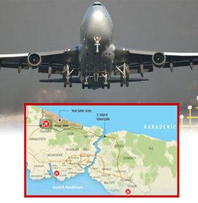 Başbakan Tayyip Erdoğan 3. havalimanı 2023