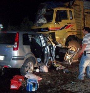 ısparta, trafik kazası