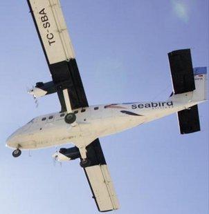 T�rkiye'nin ilk deniz havayolu Hali�'ten havalanacak
