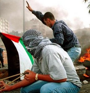 Filistin, intifada
