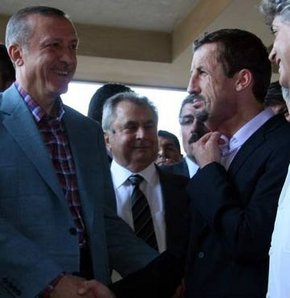 Başbakan Erdoğan'dan Uğur Acar'a ziyaret