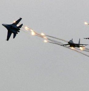 Rus uçakları