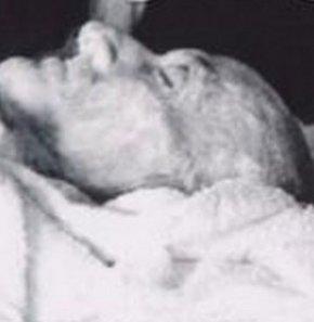 Atatürk'ün naaşına tahnit yapıldı