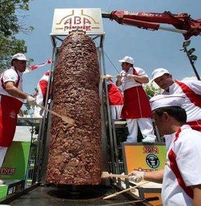 Dünyanın en büyük döneri, Ankara'da döner rekoru, Dönerde rekor, En büyük döner Ankara'da, Ankara Guinness Rekorlar Kitabı'nda