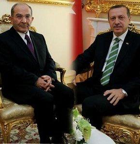 Erdoğan Özkök'le görüştü, Erdoğan Özkök görüşmesi, Başbakan Erdoğan Hilmi Özkök ile görüştü